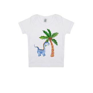 Tricou Dino Albastru