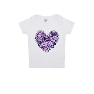 Tricou Flowers Heart