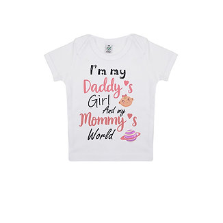 Tricou Mommy's World