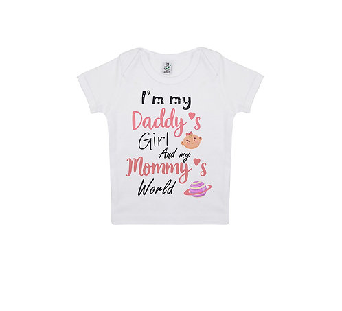 Tricou Mommy's World
