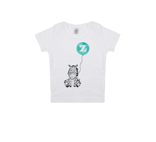 Tricou Alfabet Z