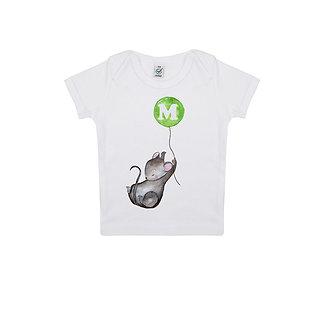 Tricou Alfabet M