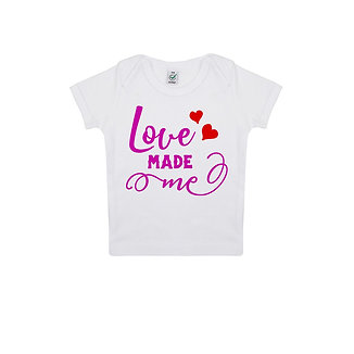 Tricou Love Made Me