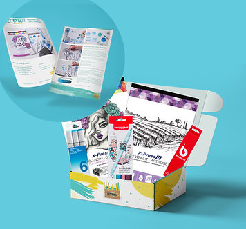Sketching and Illustration Box