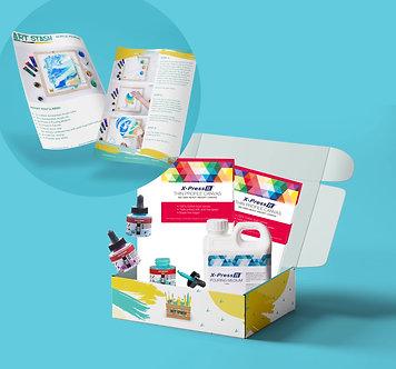 Acrylic Pouring Box