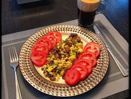 Decadent Breakfast