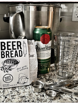Beer Bread (You Read That Right)