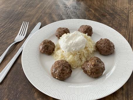 Moroccan Meatballs
