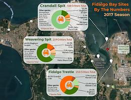 Fidalgo Bay Site Comparison