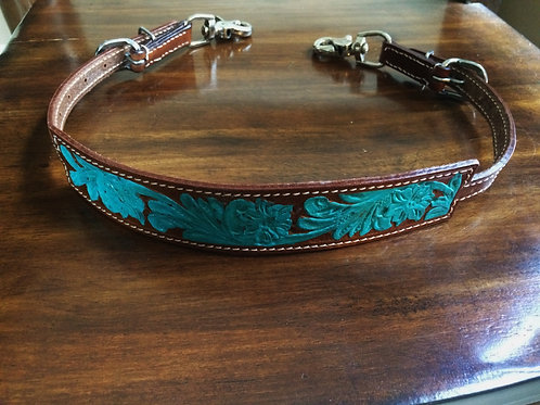 Turquoise Wither Strap