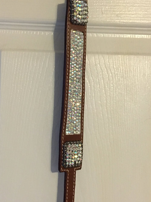 AB Crystal Swarovski Wither Strap
