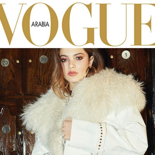 VOGUE Arabia- First exclusive interview