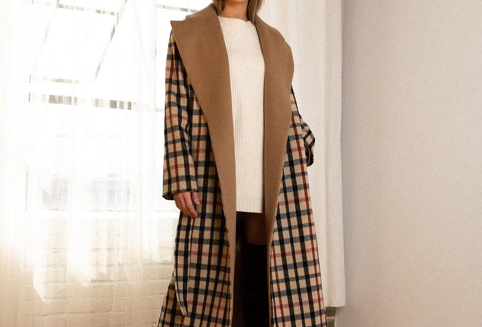 The Blanket Coat