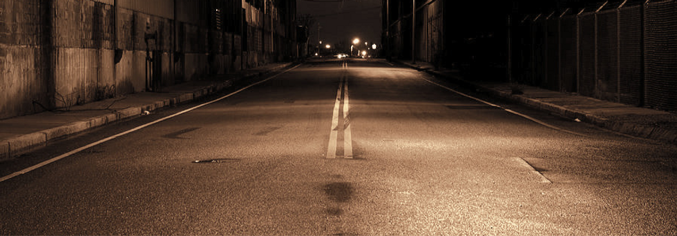 empty-city-street-at-night-with-lighting