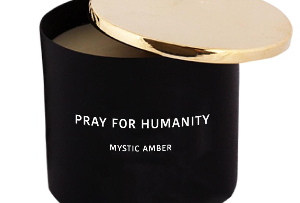 """MYSTIC AMBER"" CANDLE"
