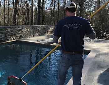 Aquabama Pool Cleaning