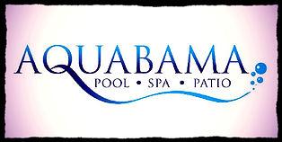 Aquabama Pool, Spa, & Patio Logo
