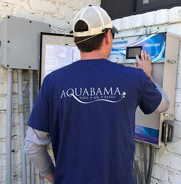 Aquabama Pool Repair