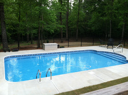 16' x 32' Patrician With In Pool Steps