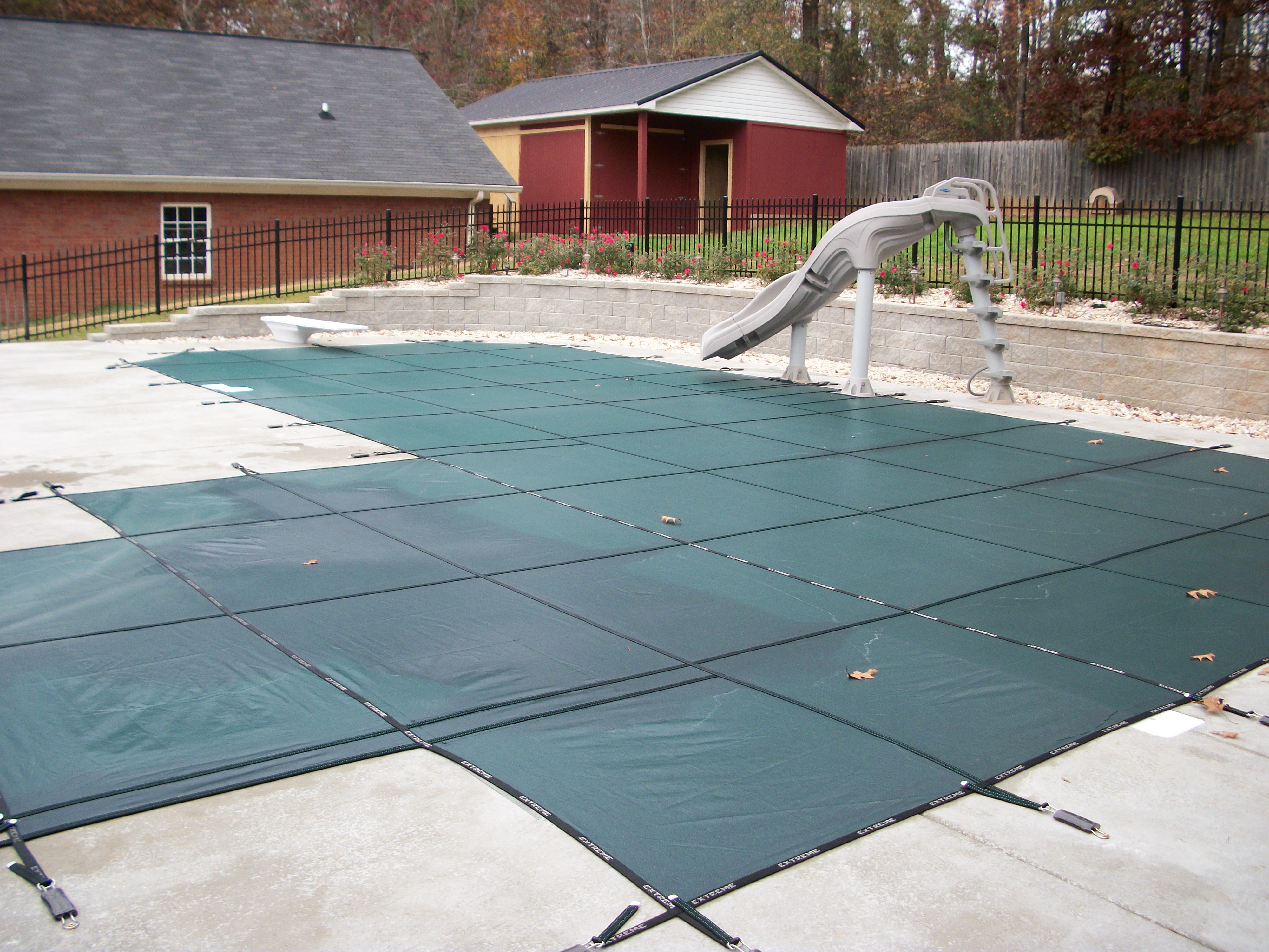 Safety Cover Shade Mesh Full L