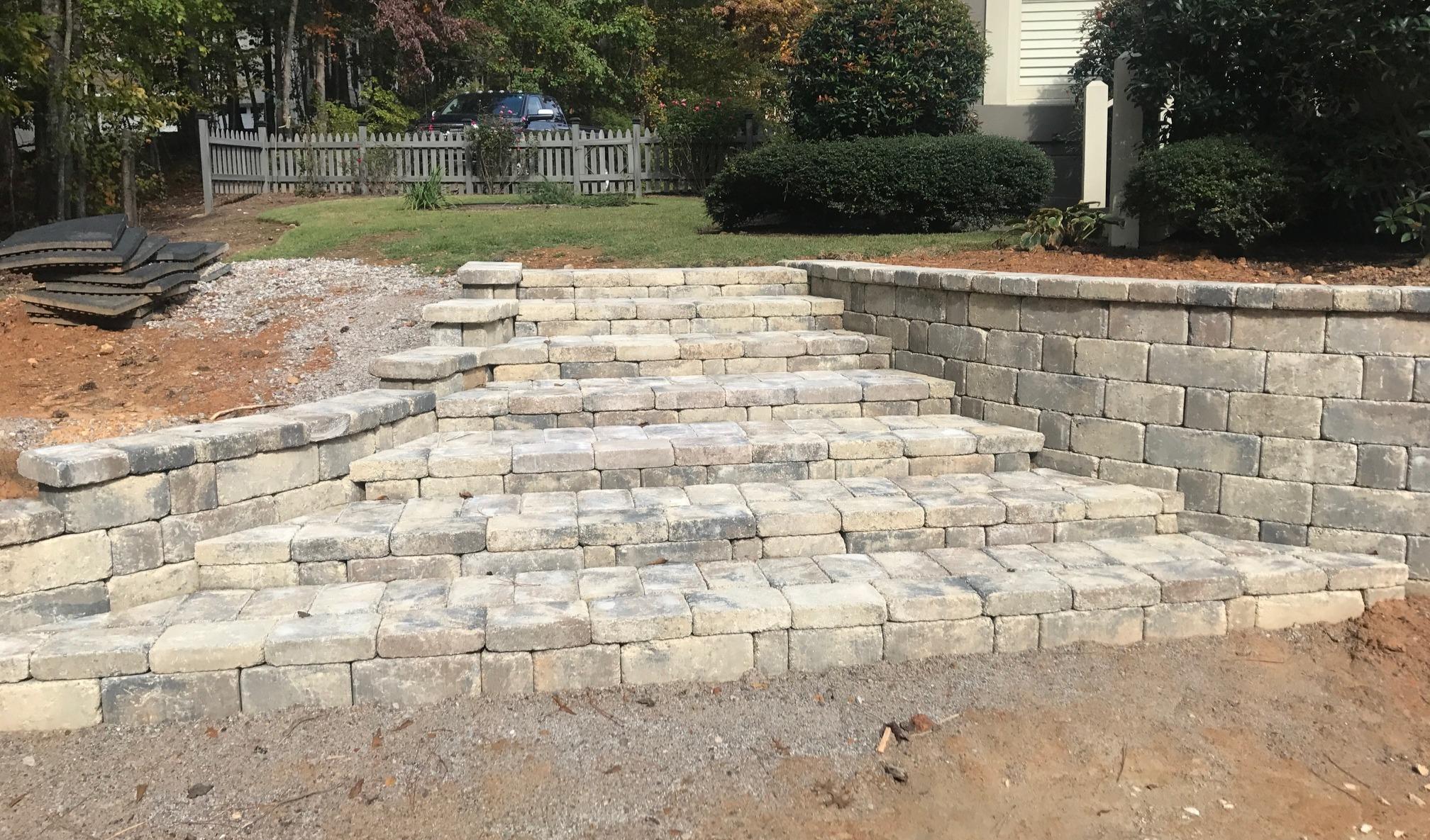 Stonegate Block Steps