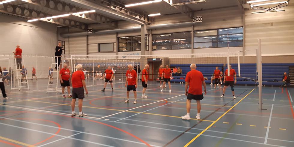 Jubileum Volleybal toernooi