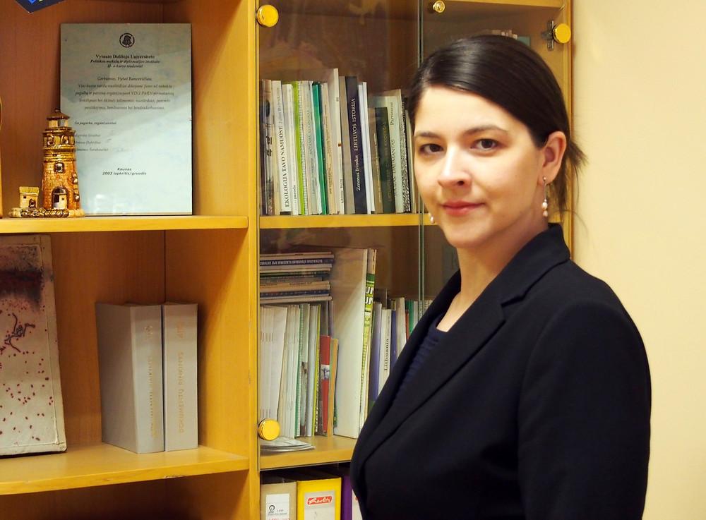 dr. Gintarė Skaistė