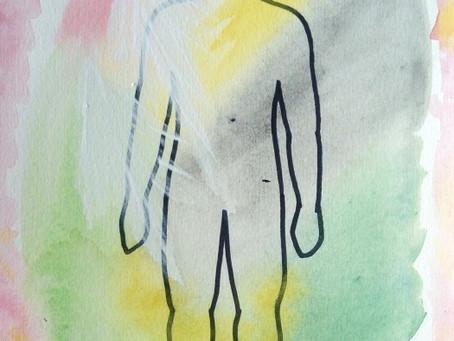 Art as a Spiritual Snapshot - Aura Painting!