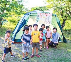8月キャンプ