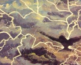 Thunderbird on the Hunt