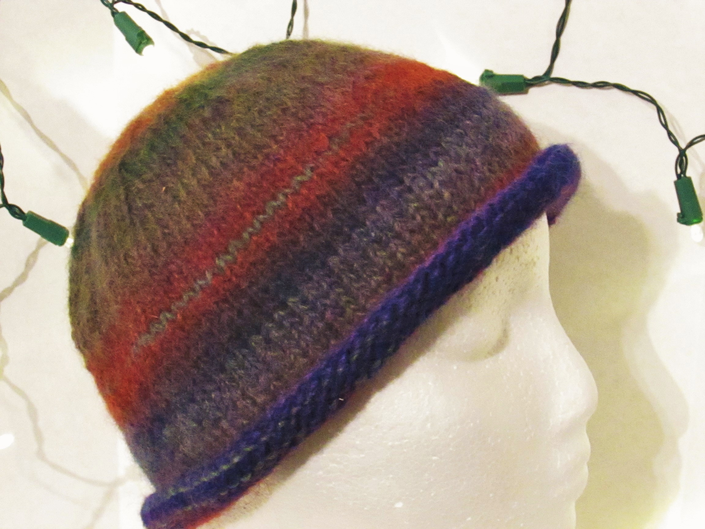 Wool and Acrylic blend hat