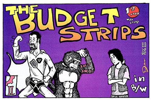 Budget Strips, Mini Book Two