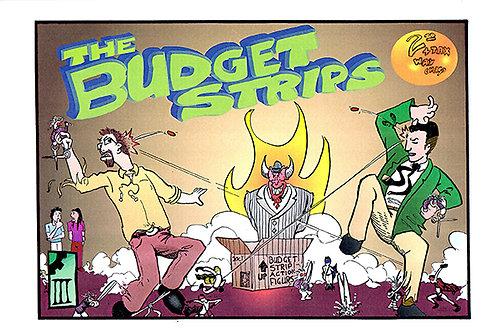 Budget Strips, Mini Book Three