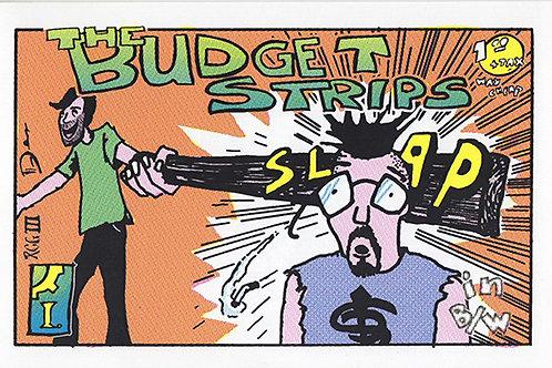 Budget Strips, Mini Book One