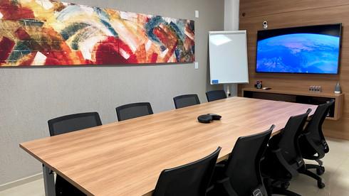 Sala de Reunião  |  Cursos e Treinamentos