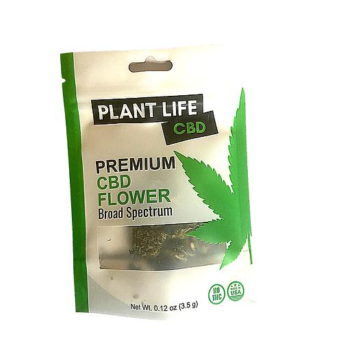 Plant Life CBD Flower- Sour Space Candy