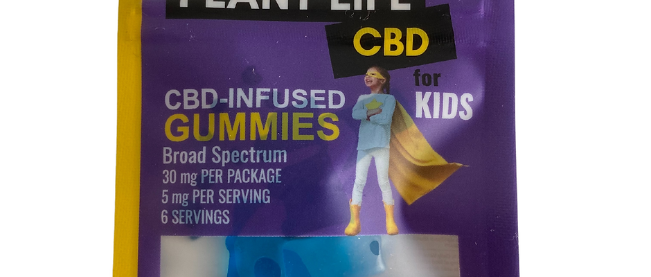 Plant Life CBD Kids Gummies