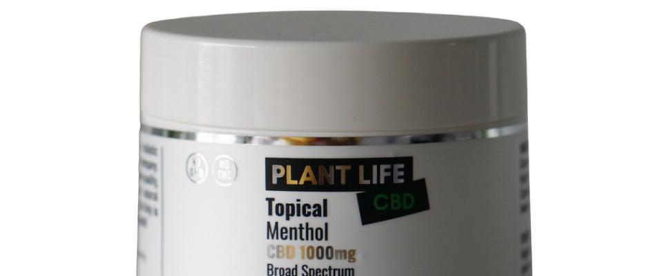 Plant Life CBD 1000mg Topical