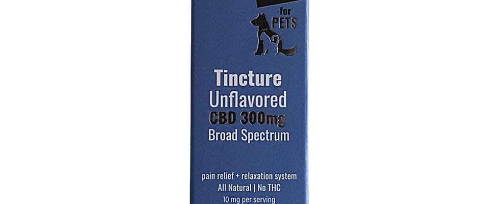 The Plant Life CBD Pet Tincture