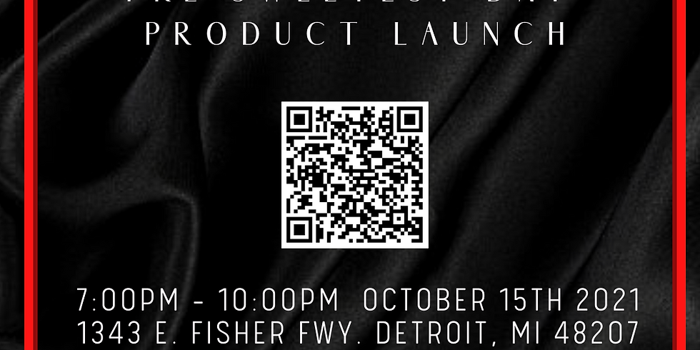Pre-Sweetest Day Product Launch & Mixer