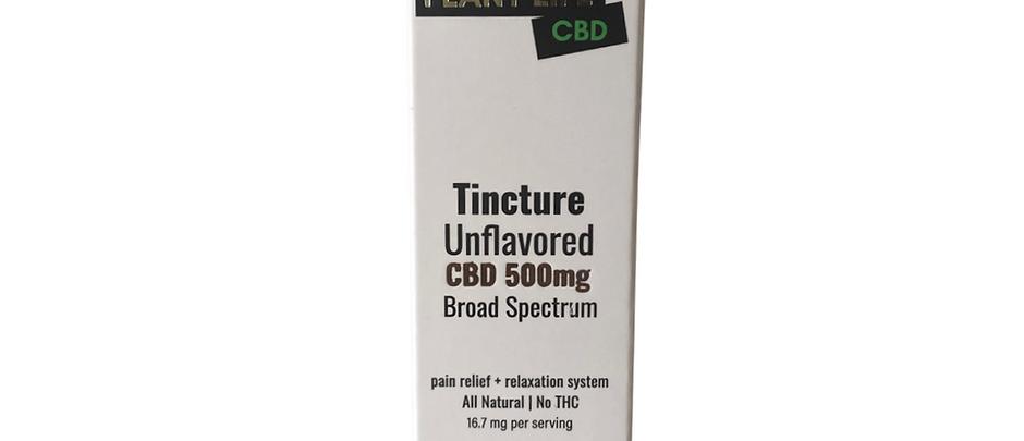 Plant Life CBD 500mg Tincture