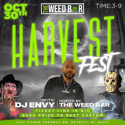 Harvest Fest with DJ Envy