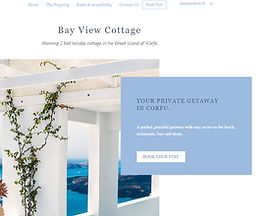 Affordabe Holiday Rental Website