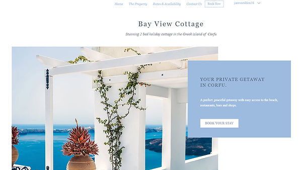 Affordable, low cost holiday rental website