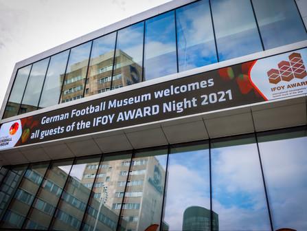 IFOY AWARD Night 2021 – Volume im Winner-Video