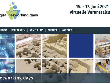 digital networking days – Volume ist dabei!