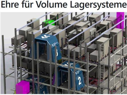 Beitrag im Schweizer Fachmedium LOGISTIK