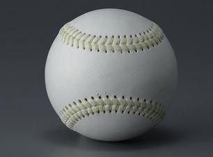 硬式野球ボール マシンボール 黄色