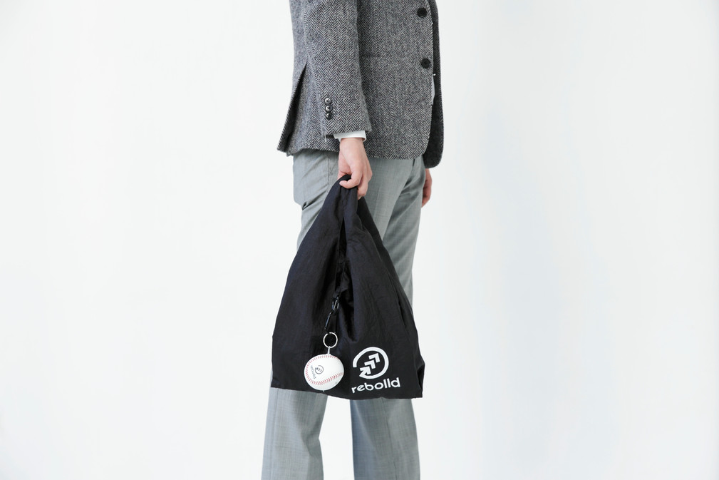 eco-bag&baseball-pouch
