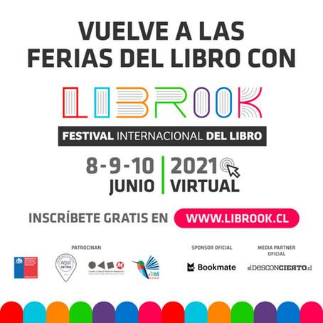 ¡Felicitaciones Hernan, tu trabajo ha sido seleccionado para ser presentado en Librook......